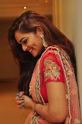 Aswhini latest sizzling half saree pics-thumbnail-9