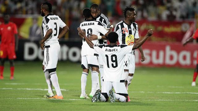 مباراة مولودية الجزائر ومازيمبي