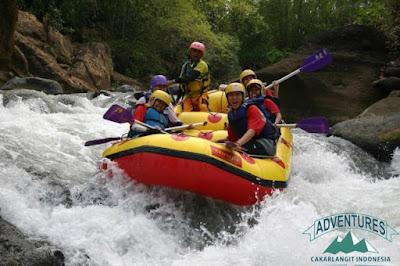 Rafting Jawabarat