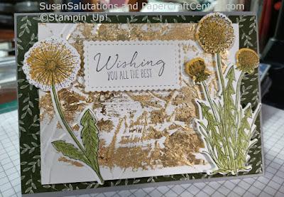Garden Wishes stamp set