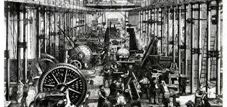 معلومات عن  الثورة الصناعية