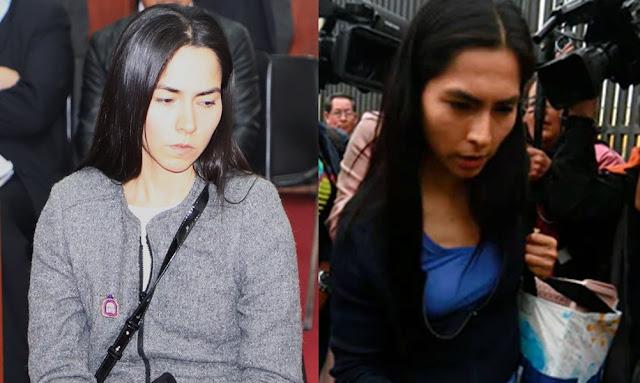 Melisa González Gagliuffi, es investigada por la muerte de dos jóvenes dejó en penal Vírgen de Fátima