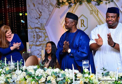 The Glitz & Glam of Media Personality Mrs. Ibironke Ayemere's Lavish 40th Birthday Party.