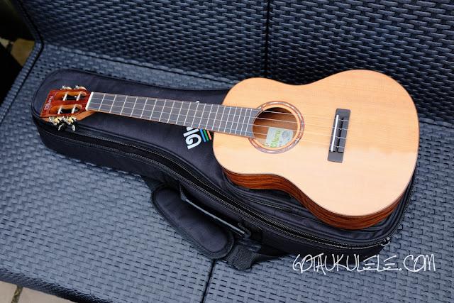 Uluru Sedera III tenor ukulele