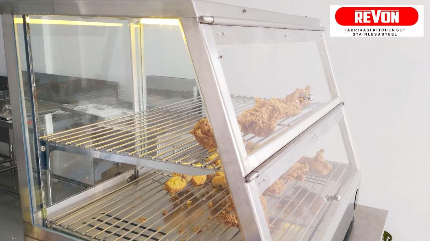 Warmer Fried Chicken di Surakarta