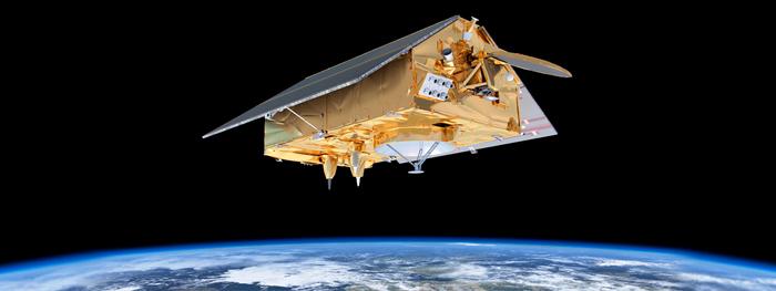 maior satélite de observação da Terra para controle das mudanças climáticas