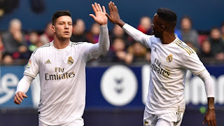 Real Madrid boss Zinedine Zidane aims to bring out the best in Luka Jovic