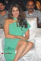 Actress Isha Koppikar Pos in Green Dress at Keshava Telugu Movie Audio Launch .COM 0036.jpg