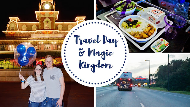 Travelling to Orlando and Magic Kingdom