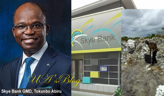 BREAKING NEWS: CBN Withdraws Skye Bank's Operating License (See Why)