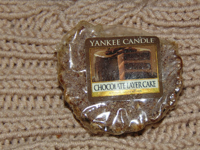 Yankee Candle, Chocolate Layer Cake