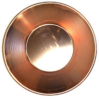 "Copper 10"" Pan"