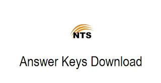 NTS Answer Key 2020 Download Online by Name, Roll No & CNIC