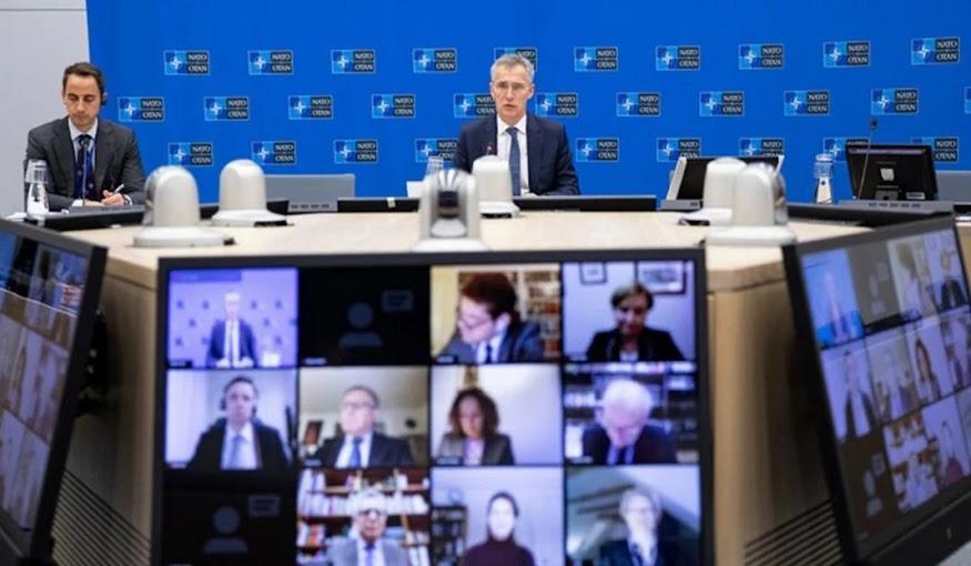 Τι εννοεί ο Στόλτενμπεργκ με το «γεωγραφικοί περιορισμοί για τις ασκήσεις» Ελλάδας-Τουρκίας;