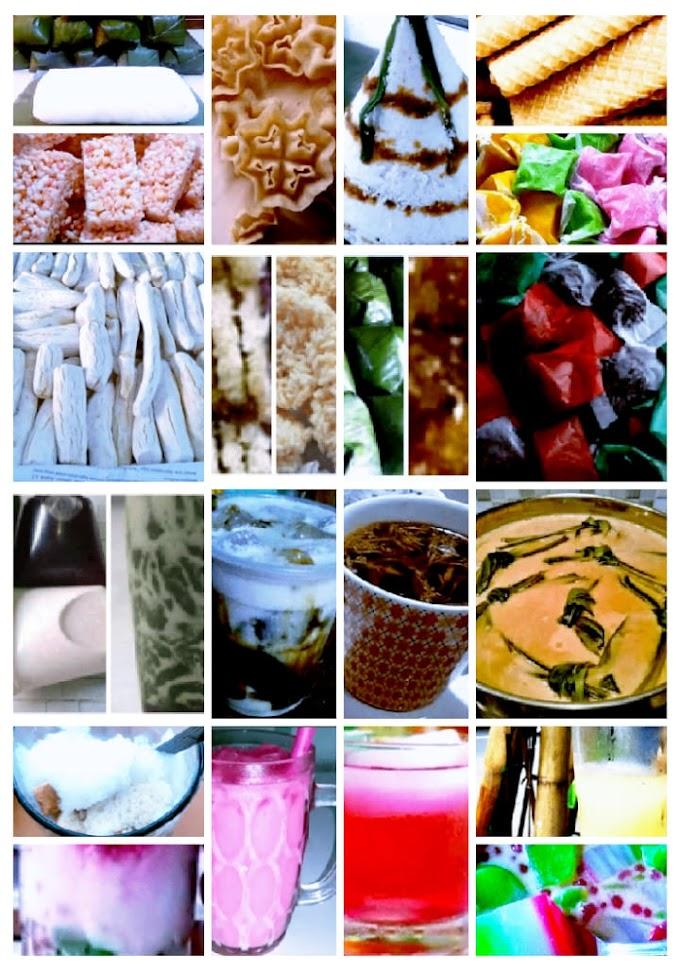 10 Jenis Makanan Dan Minuman Tradisional Asli Khas Daerah Jawa Barat