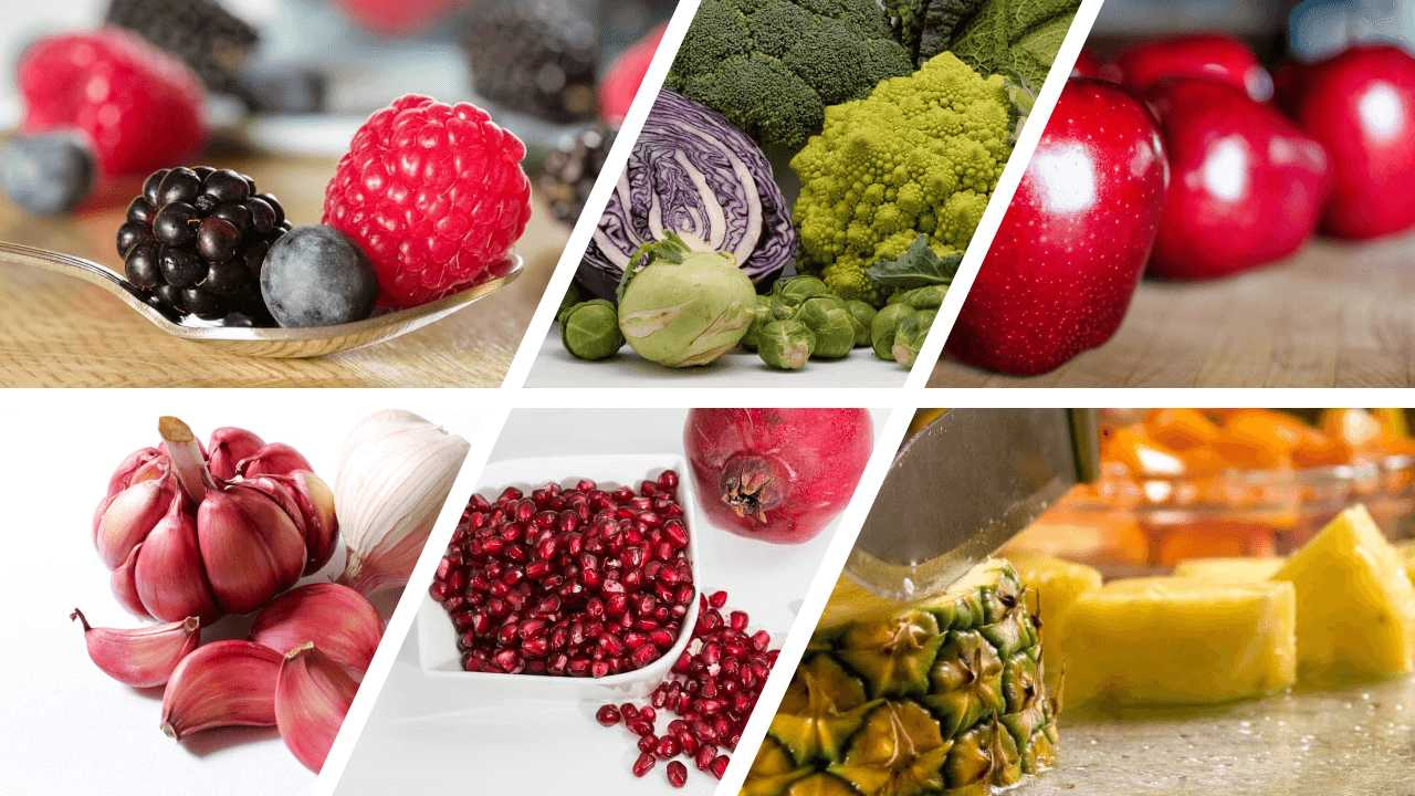 20 Melhores Alimentos Para a Saúde Pulmonar