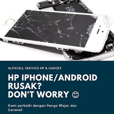 Servis hp murah jakarta ITC Cempaka Mas Jakarta