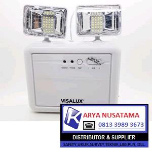 Jual Lampu Emergency LED Visalux VS4210D di Jogja
