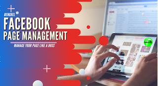 belajar membuat dan mengurus facebook page