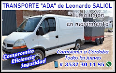 "TRANSPORTE ""ADA"" de LEONARDO SALIOL"