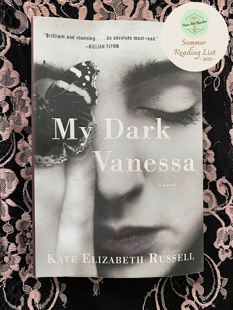 Book Review: My Dark Vanessa by Kate Elizabeth Russell Paws For Reaction