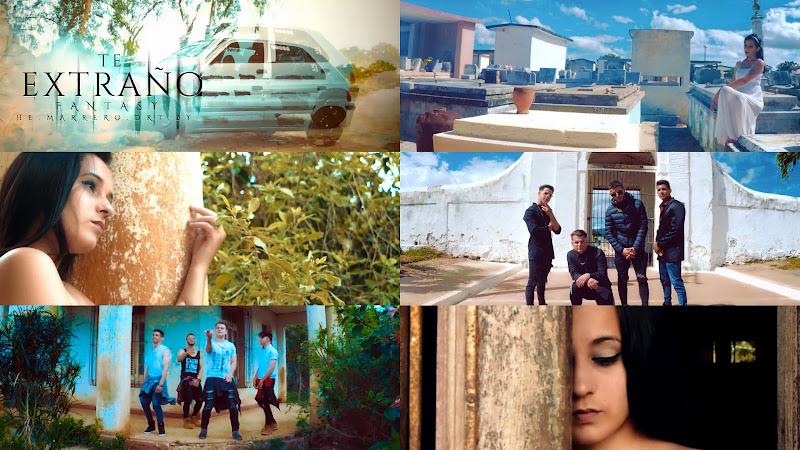 FANTASY - ¨Te extraño¨ - Videoclip - Director: HE. MARRERO. Portal Del Vídeo Clip Cubano