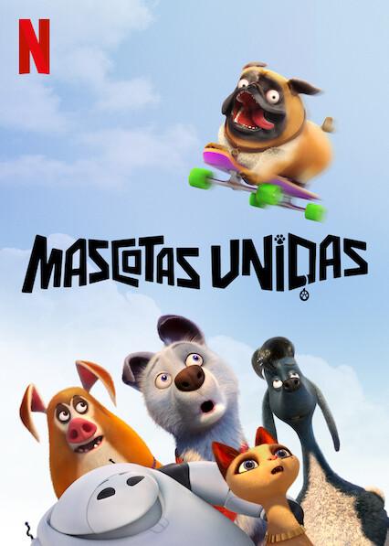 Pets United (2020) NF WEB-DL 1080p Latino