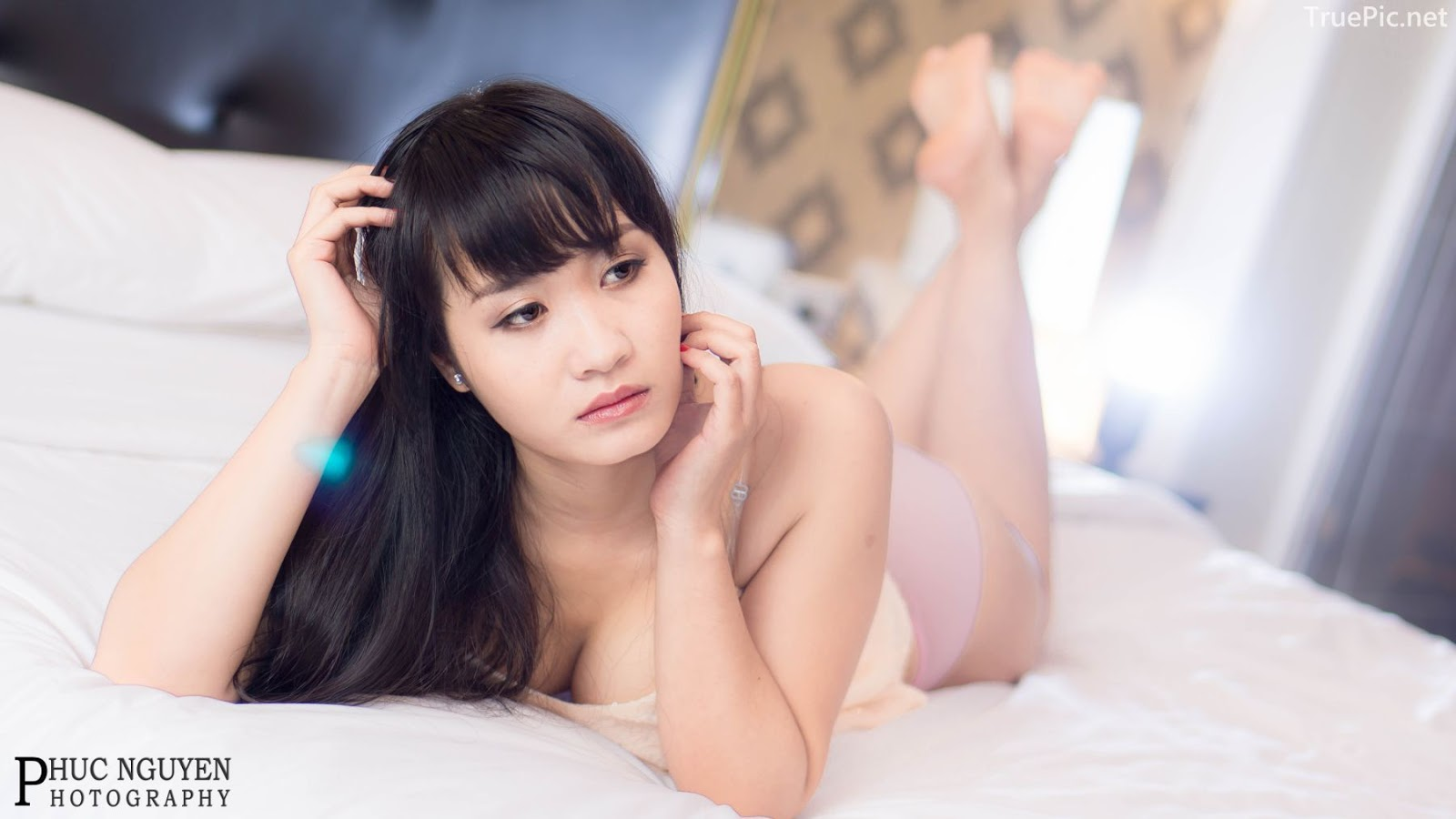 Super hot photos of Vietnamese beauties with lingerie and bikini - Photo by Le Blanc Studio - Part 5 - Picture 7