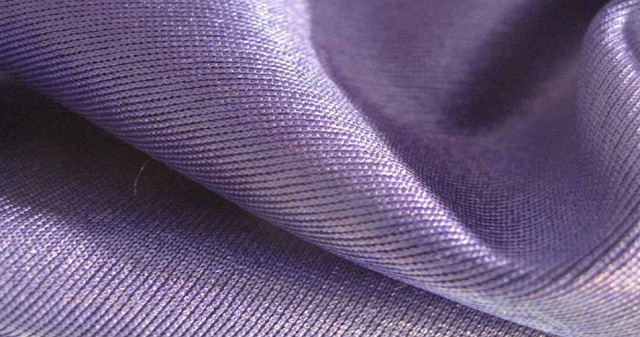 Which of these fabrics is not natural?