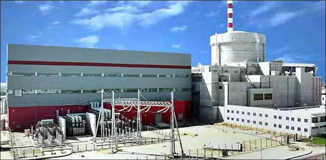 Another achievement of the Atomic Energy Commission in the field of nuclear power