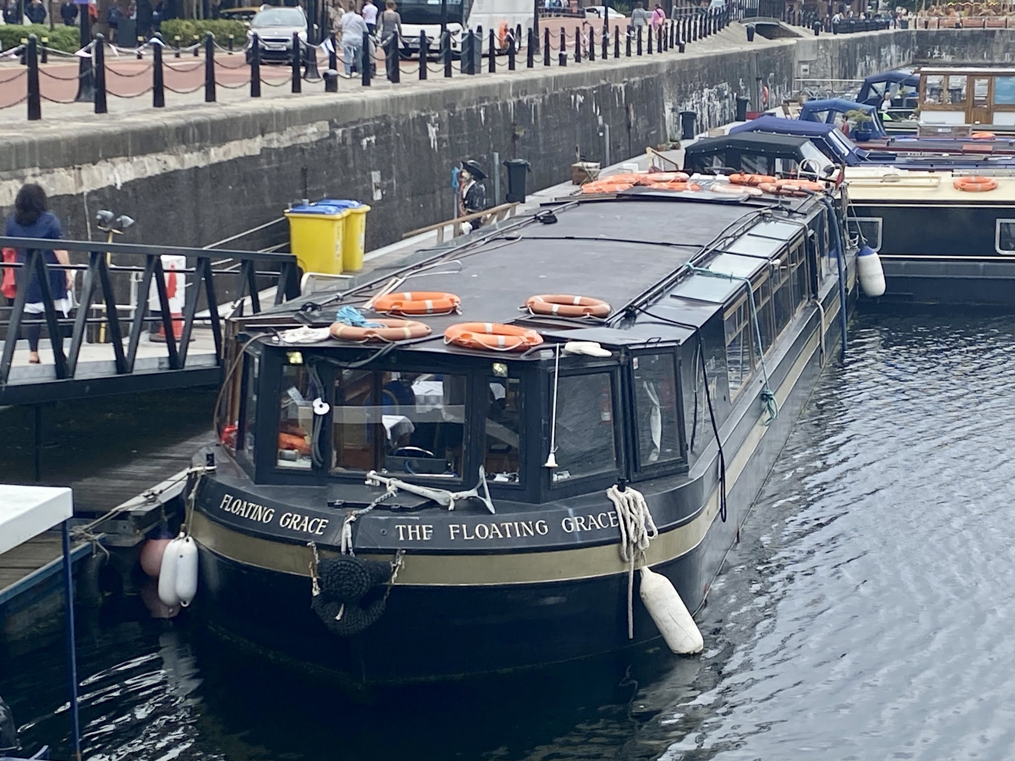 The Floating Grace Boat
