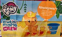 My Little Pony Series 4 Cutie Mark Crew Applejack