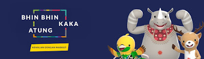 Maskot Asian Games 2018