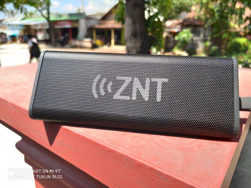 ZNT ThunderBar Review: Speaker Bluetooth Mantap Berdesain Unik
