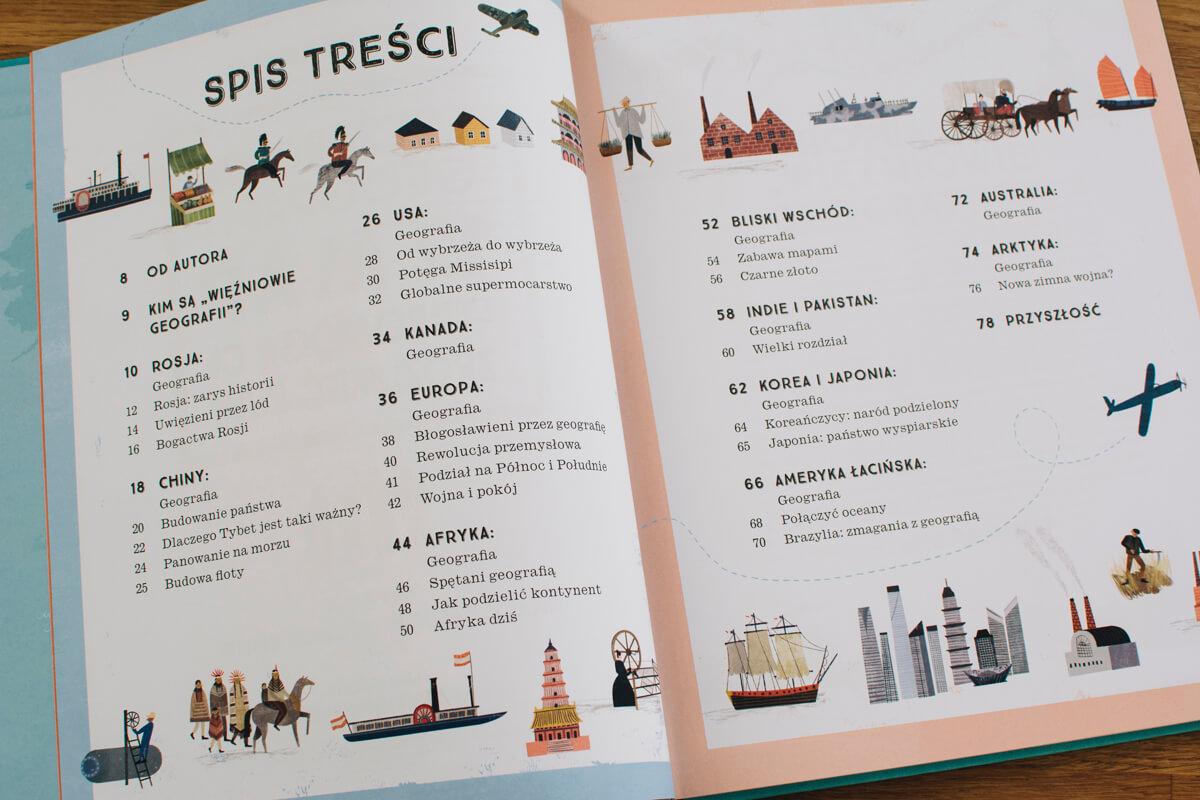 Tim Marshall - Więźniowie geografii. 12 map, które pomogą ci zrozumieć świat
