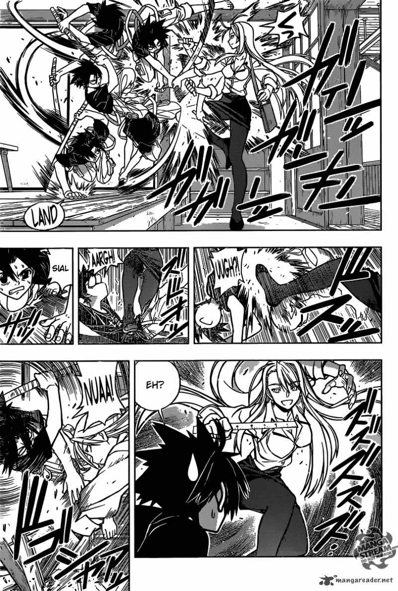 Baca Manga UQ Holder Chapter 1 Bahasa Indonesia