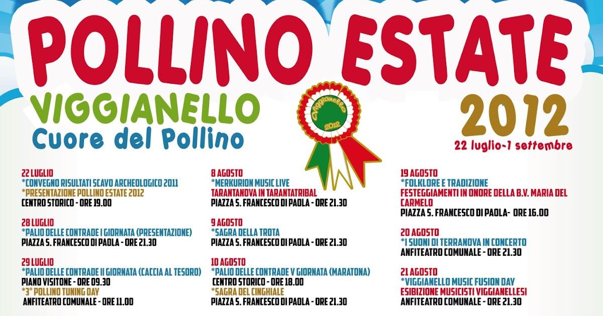 PRO LOCO VIGGIANELLO  Parco Nazionale del Pollino