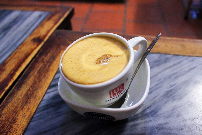 egg coffee hanoi vietnam