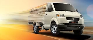 Xe Tải Suzuki 990kg thùng kín, mui bạt, Giá Xe, Hỗ Trợ Trả Góp
