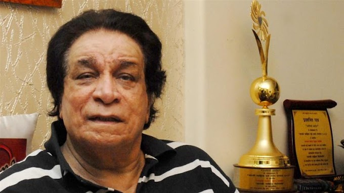 Bollywood actor Kader Khan dies
