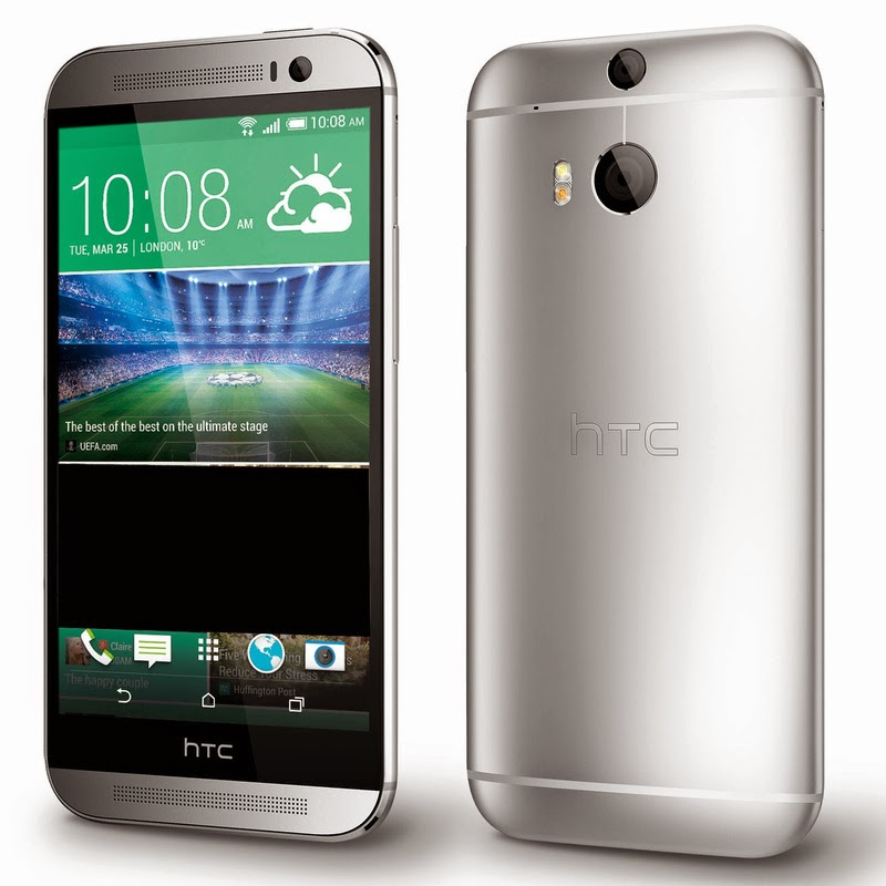 HTC One M8 Smartphone Android Harga Rp 8 Jutaan