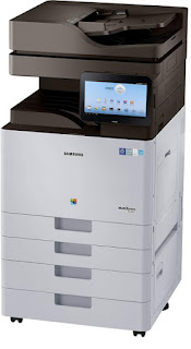 gives shrewd repose of usage that enables clients to piece of occupation quicker together with all the to a greater extent than goodness Samsung MultiXpress SL-X4250LX Drivers Download, Review