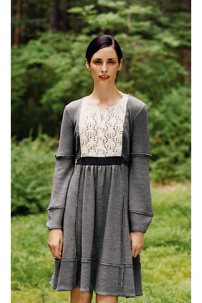 Anthropologie Whipping Gale Sweater Dress