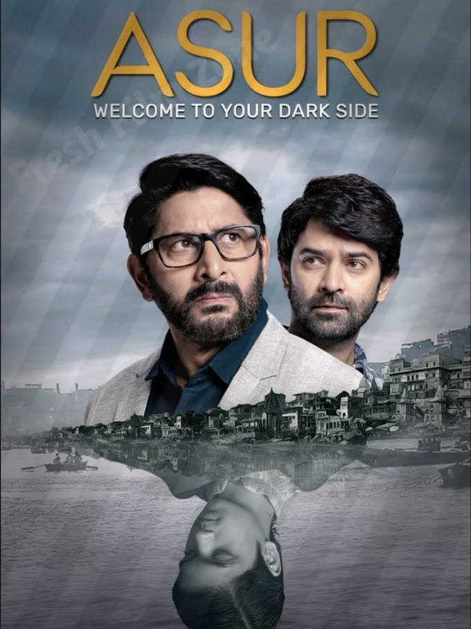 Asur 2020 Web Series - Download | Review | Welcome To Your Dark Side