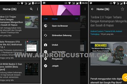 Cara Terlengkap Membuat Website / Blog Menjadi Applikasi Android  Di Appyet