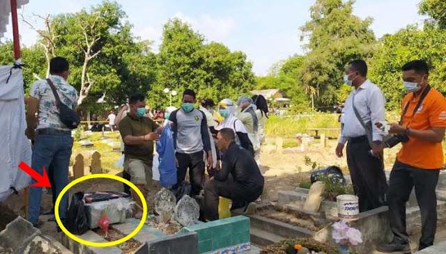 Makam Mahasiswi Dibongkar dan Diambil Rahimnya, Semua Penggali Kubur Mendadak Sakit