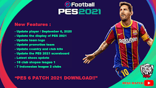 Images - PES 6 Efootball PES 2021 Patch