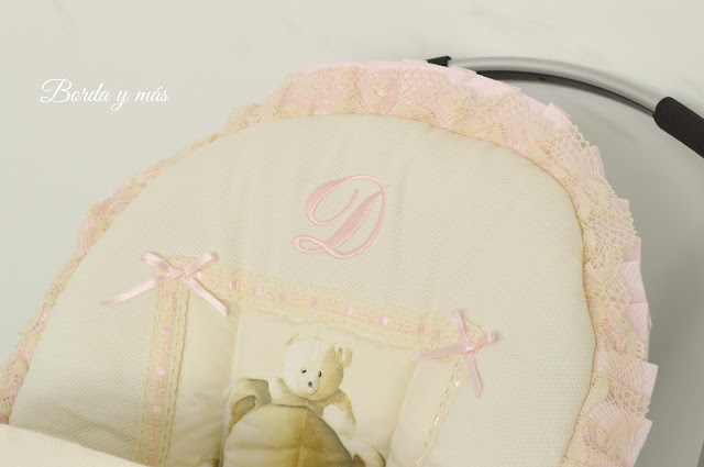 liner bugaboo teddy lace