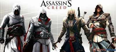 Assassin's Creed All version