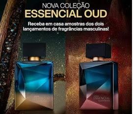 Natura Amostra Grátis 2021 Perfume Essencial Oud